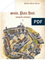 Sibiu, Piaţa Huet. Monografie arheologică. Vol. I