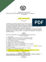 Novo Codigo Penal de Mocambique