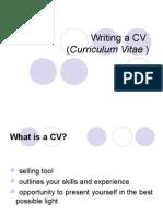 Writing a CV.ppt