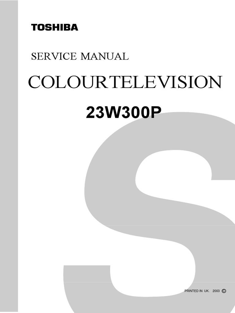 Toshiba 17mb22 Chassis 20w300p Ld Tv Sm | Hdmi | Power Supply