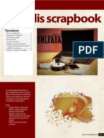 Digitális scrapbook