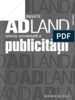TungateMark Ad-Land -Istoria Universala a Publicitatii