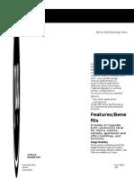 09AW, AZ Product Data 2.doc