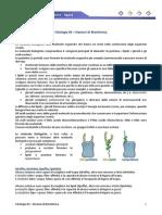 Citologia 02 - Nozioni Di Biochimica