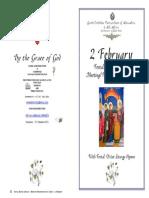 2015 - 2 Feb - Meeting-presentation