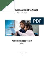 Annual Progress Report 2013-14