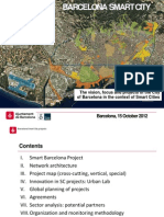 Vision Focus and Projects of Bcn in Smart Cities Context