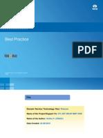 Best Practices - Internation Communication