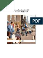 Gemeente Haarlem Detailhandelsvisie Winkelstad