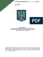regulament admitere academia de politie 2017