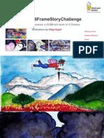 Vidya Gopal's  Illustrations for the #6FrameStoryChallenge