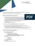 Checklist for Arrival(1)_crankfield Univ