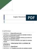 Legea Sanatatii Mintale.ppt