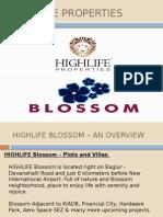 Highlife properties bangalore_blossom.pptx