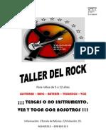 Taller Del Rock