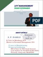 20130325 Presentation on QM in India