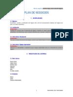 Formato Plan de Negocios-2015