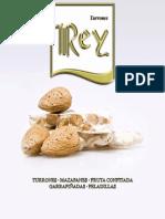 Catalogo Turrones Rey