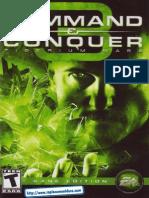Command & Conquer 3 Tiberium Wars Manual