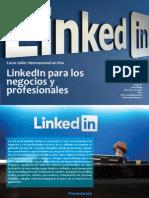 Linkedin Para Los Negocios y Profesionales Ciesi Folleto on Line