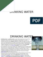 DRINKING WATER.pptx