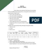 BAB III Routing Sheet2