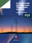 Regulacion del Segmento Transmision