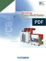 VCB - HVF&HVG 62271-100 - 2008.4