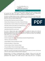 Dijetarët dhe mendimtarët - Imam Es Sefarini