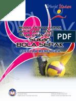 modul latihan bola sepak 2014