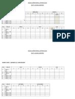 Jadual Semak Buku Latihan 2015