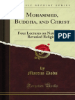 Mohammed Buddha and Christ