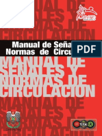 Manual de Señales y Normas de Circulación