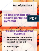 Participation pyramid