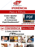 IBN Conferencia Pais e Filhos_PROF. GIL