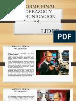 Informe Final Liderazgo y Comunicaciones