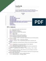 List of EN standards.doc