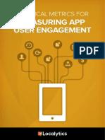 Localytics - 8 Critical Metrics for Measuring App User Engagement