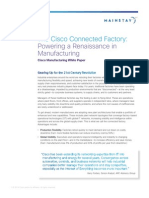 Cisco Connected Factory