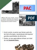 PAC Resumo