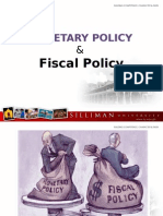 Econ 56 Monetary and Fiscal Policy