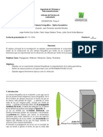 Modelo de Informe de Laboratorio Fisica