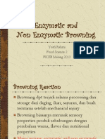 5. Enzymatic and Non Enzymatic Browning