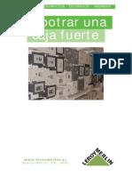 Como empotrar una caja fuerte.pdf