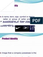 20 FM Product Identity