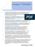Principes Du Dev. Durable
