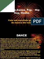 Melodiile,Dance, House, Pop, Hip-Hop