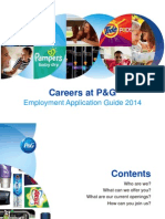 P&G Careers - Employment 2014