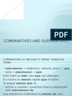 comparisons and superlatives spiii
