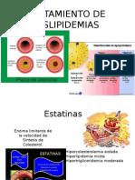 Tratamiento de Dislipidemias